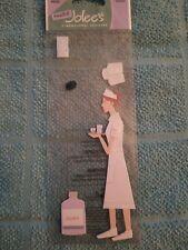 New listing New pack Journal Scrapbook Craft stickers nurse nursing medical school hospital