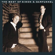 The Best of Simon and Garfunkel CD Folk Rock Music Hits Comp New Free Shipping