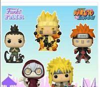 Funko Pop! Naruto Six Path Sage mint w Protector