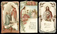 lotto santini-holy cards lot-lot images pieuses-konvolut heiligenbildichen 2083