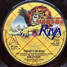 Rod Stewart- Tonight's The Night / le Balltrap- Riva-3 Ex-Condition