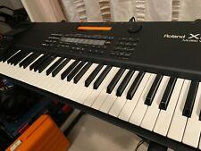 Roland XP50 Synthesizer Workstation gebraucht, erweitert und mit Zubehör