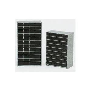 1 x Raaco 40 Drawer Antistatic Cabinet, Enamelled Steel, 40 Drawer Storage ESD