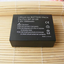 Battery NP-W126 for Fuji FujiFilm FinePix X-Pro1 HS30 EXR HS33 EXR X-E2 X-T1
