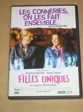 DVD / FILLES UNIQUES / SANDRINE KIBERLAIN / EDITION SPECIALE / TRES BON ETAT