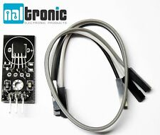 Temperatursensor Modul DS18B20 digital Thermo Fühler Board für Arduino DIY 227