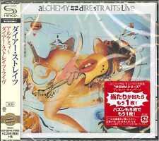 DIRE STRAITS-ALCHEMY-JAPAN SHM-CD F00