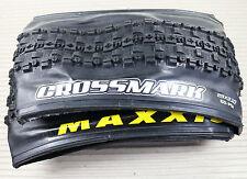"29"" MAXXIS CROSSMARK 29""x2.10""  52-622 MTB REIFEN 60 TPI schwarz faltbar"