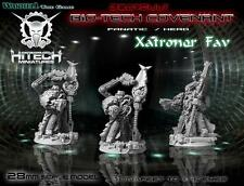 HITECH MINIATURES - 28SF056 Xatronor Fav 28mm *Warhammer 40k 40000*