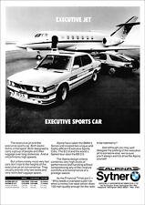 BMW E28 ALPINA B9 3.5 2.8 RETRO A3 POSTER PRINT FROM CLASSIC 80's ADVERT