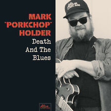 MARK PORKCHOP HOLDER DEATH AND THE BLUES ALIVE RECORDS VINYLE NEUF NEW VINYL