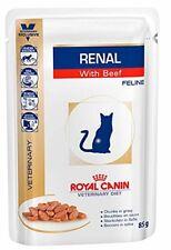 Royal Canin Busta Boeuf Cat Rénale Pâtés nourritures Félines