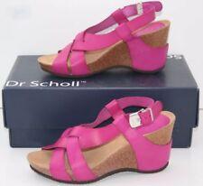 Dr. Scholl's Größe 37 Damen-Plateausandalen/- Wedges