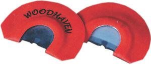 Woodhaven Single Mouthcall Toxic Orange