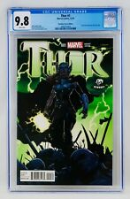 Thor #1 CGC 9.8 Christopher Cover Variant Newbury Edition First Jane Foster As