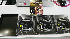 USHER TRUTH TOUR BEHIND THE TRUTH LIVE FROM ATLANTA - DELUXE EDITION 3 DISC DVD