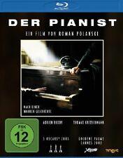 Der Pianist von Roman Polanski - Mit Adrien Brody - Blu-Ray Neu & OVP