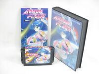 ARROW FLASH Ref/1402 Mega Drive Sega Japan Game md