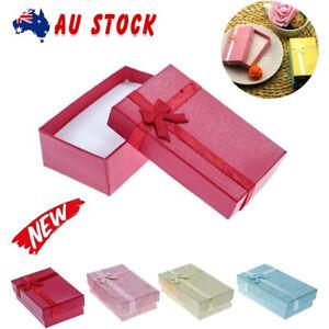 30PCS/SET Jewellery Gift Boxes Necklace Bracelet Bangle Earring Box Set AU