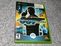 James Bond 007: Agent Under Fire (Microsoft Original Xbox, 2002) - Complete CIB