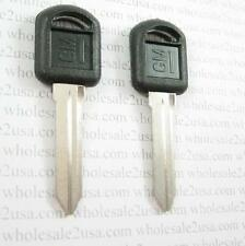 1 Key -- 1996-05 OEM Chevrolet Cavalier Original GM Key Blank