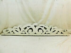 1800's Antique Wood GINGERBREAD Scrolled Design VICTORIAN EASTLAKE Style ORNATE
