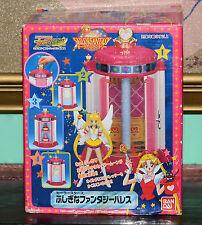 Sailor Stars Fushigina Fantasy Palace Castle Eternal Sailor Moon figure figurine