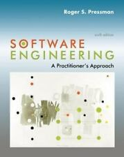 Software Engineering : A Practitioner's Approach by Roger S. Pressman (2004,...