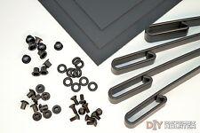 "Kydex (Boltaron) Holster DIY Kit w/ IWB Over Hooks (1.5"" Belts)"