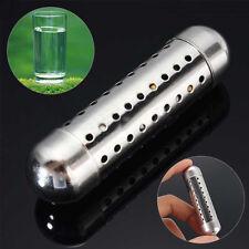 Alkaline Water Purifier Ionizer Stick Raise pH Neg Charged Structured Water
