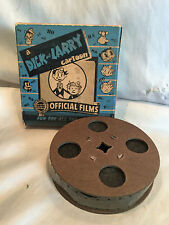 Collectible Vintage 1930's 16mm Short Film - DICK and LARRY Cartoon HAPPY HOBOES
