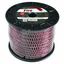 "Stens 380-643 Fire Trimmer Line - Silver Streak - 0.105"" Diameter - 5 lb. Spool"