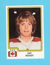 Pat Hickey Team Canada 1979 Panini Hockey Sticker