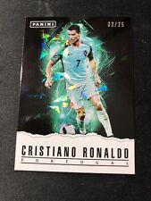 Christiano Ronaldo 2017 Panini 3/25 Portugal