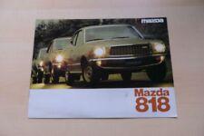 217526) Mazda 818 Prospekt 11/1975