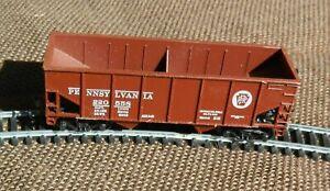Athearn HO 34' R/S Hopper Pennsylvania  Used