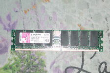 Kingston kvr400x64c3a 512 MB 400MHz PC3200 DDR CL3 DIMM Desktop Memory