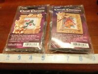 2 Cherub Charmers counted cross stitch designs
