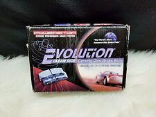 Power Stop 16-1456 Z16 Evolution Ceramic Rear Disc Brake Pads (No Hardware)