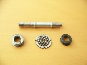 VINTAGE RALEIGH INDUSTRIES BICYCLE 1950 COTTERED BOTTOM BRACKET SET A-16GC G