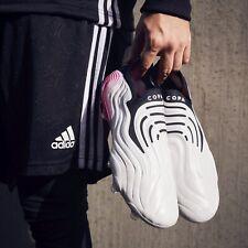 New listing 🚨 Adidas Copa Sense + FG  Laceless Men White Soccer Cleats Football Shoe