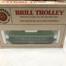 Bachmann Brill Trolley Desire St. # 453 HO scale