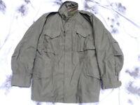 ORIGINAL US army ISSUE M65 M 65 COAT jacket 1973 VIETNAM WAR OG107 PARATROOPER