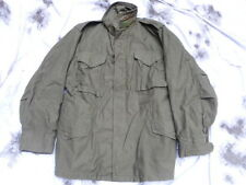 ORIGINAL US army ISSUE M65 M 65 COAT jacket 1973 VIETNAM WAR OG107 PARATROOPER