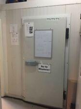 Kühlzelle mit Boden und Kühlaggregat Riedel GEKN-600.