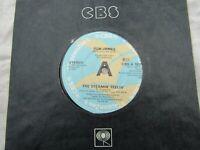 BOB JAMES THE STEAMIN' FEELIN' / ENCHANTED FOREST cbs 1837 Demo / Promo