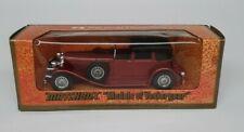 1975 MATCHBOX MODELS OF YESTERYEAR Y-4 1930 Model J Duesenberg