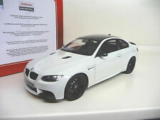 1:18 GT Spirit BMW M3 Coupe E92 2007-2013 Limited Ed 500 pieces SHIPPING FREE