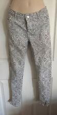 ZARA WOMAN MEDIUM RISE SLIM FIT Pantalons Pantalon taille 36 eur