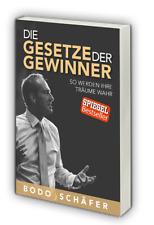 Die Gesetze der Gewinner Neuauflage | Bodo Schäfer | NEU
